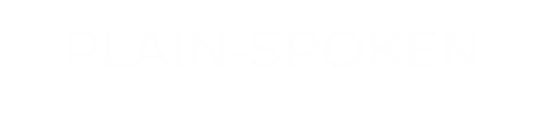 plain-spoken grace logo